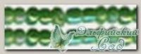 Бисер Златка (Zlatka) круглый, матовый, бензиновый - 0407