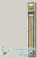501-7/7-20 Чулочные спицы Адди (Addi) бамбуковые d=7 мм 20 см