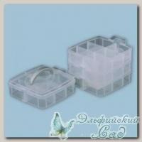 Коробка пластиковая для мелочей Gamma OM-1404