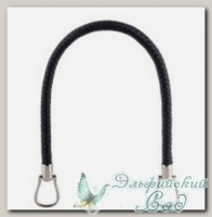 Ручки для сумок Zlatka HA-19 (серый) 2 шт