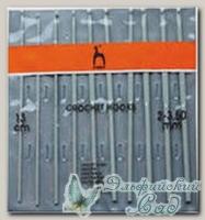 Набор крючков для вязания Пони (Pony) 44220 d=2-3.5 мм 13 см 10 шт