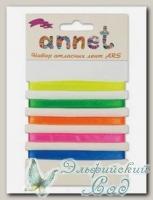Набор атласных лент Annet ARS (цвет - 012 ассорти)