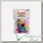 Декоративные элементы *Цветы* Zlatka FLO-01 25 г
