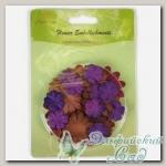 Цветы бумажные для скрапбукинга PFP1022