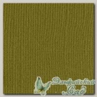Картон для скрапбукинга с текстурой *холст* Bazzill Basics (5-562)