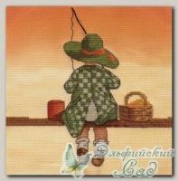 PANNA Набор для вышивания Д-1301 *Рыбалка*