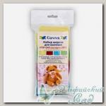 Набор шерсти для валяния Gamma AFW-040 40 г