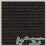 Канва Аида (Aida) 18 ct Gamma K18 (черная) 10 см