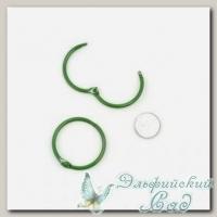 Кольца для альбома (зеленый) 2 шт 40 мм SCB2504740