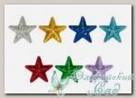 Пуговицы декоративные *Звезда* AY9911 Gamma, 6 шт