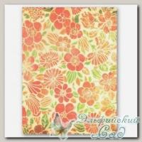 Декоративная открытка MCC/07 (Яркие цветы) Mr.Painter