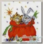 01.033.10 Набор для вышивания *Новый год на двоих*, Машенька