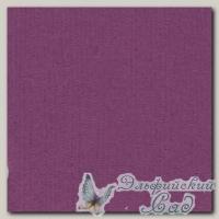 Картон для скрапбукинга с текстурой *лен* Bazzill Basics (6-665)