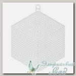 Пластиковая канва *Шестиугольник* Gamma KPL-12 14х12 см