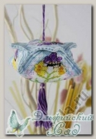 21.002.03 Набор для вышивания *Весна*, серия *Игрушка*, Марья Искусница