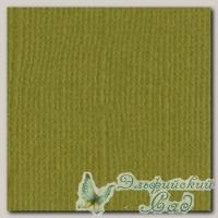 Картон для скрапбукинга с текстурой *холст* Bazzill Basics (5-561)