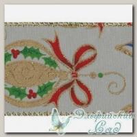 Тесьма декоративная *Blumentag* LRW-55 (012 св.бежевый) 10 см