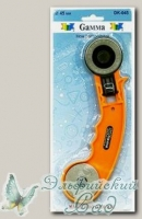 Раскройный нож дисковый Gamma DK-045 d=45 мм