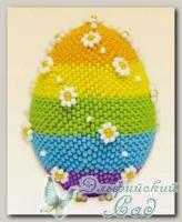 Набор для бисероплетения *Яйцо пасхальное* Б-167 (*Сотвори сама*)