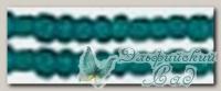 Бисер Златка (Zlatka) круглый, прозрачный с цветным отверстием - 0021A-3