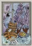 КЛАРТ Набор для вышивания 8-208 *Зима за окошком*