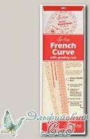 Метрическое лекало (Французская линия) Hemline NL4199