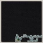 Канва Аида (Aida) 14 ct Gamma K04 (черная) 10 см