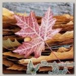 Салфетка для декупажа трехслойная *Коллекция листьев* 33 х 33 см 1 шт