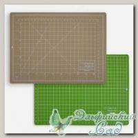 Коврик для резки двусторонний GAMMA DKD-04 30х22 см