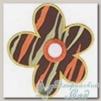 Аппликация клеевая *Солнечный цветок* Annet EPB-06 (7,9х8,1 см)