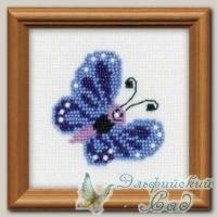 1110 Набор для вышивания *Бабочка*, Riolis