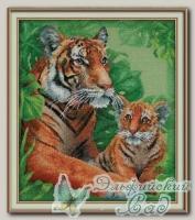 PANNA Набор для вышивания Ж-0975 *В джунглях*
