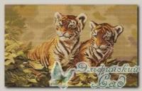 G442 Набор для вышивания *Тигрята*, Luca-S
