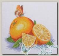 04.009.04 Набор для вышивания *Солнечный фрукт*, Марья Искусница