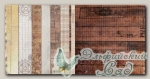 Бумага для скрапбукинга двусторонняя *Вырубка-ленты* GCD Studios 0997