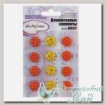 Декоративные элементы (04 Апельсиновое настроение) BFS012 Mr.Painter