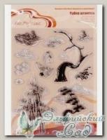 ASM-09 Набор штампов *Китайские мотивы №2* Mr. Painter