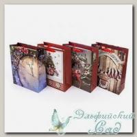NVRXS Подарочный пакет *Олень* Stilerra 11x18x5 см